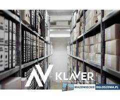 Magazyn elektroniki, praca jako order picker, Holandia